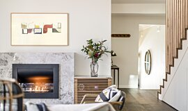 Interior Blossoms Residential Fireplaces Fireplace Insert Idea