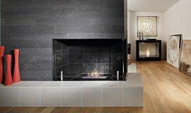 Merkmal Showroom Linear Fires Fireplace Insert Idea