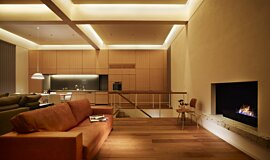 Personal Villa Residential Fireplaces Fireplace Insert Idea