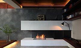 Craft Co Indoor Fireplaces Ethanol Burner Idea