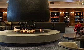 The Estreal Hospitality Fireplaces Ethanol Burner Idea