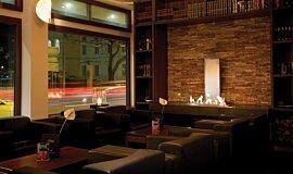 Flemings Hotel Indoor Fireplaces Ethanol Burner Idea