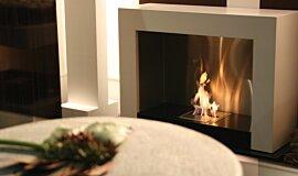 Woon Leefgenot Linear Fires Designer Fireplace Idea