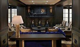 Allegro Hotel Indoor Fireplaces Fire Pit Idea
