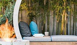 AD Design  Hospitality Fireplaces Ethanol Burner Idea