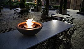The Grounds Landscape Fireplaces Fire Pit Idea