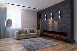 EL100 Indoor Fireplace - In-Situ Image by EcoSmart Fire