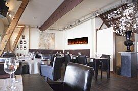 EL80 Indoor Fireplace - In-Situ Image by EcoSmart Fire