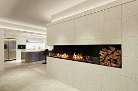 Flex 18LC Flex Fireplace - In-Situ Image by EcoSmart Fire