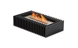 Scope 500 Fireplace Insert - Studio Image by EcoSmart Fire