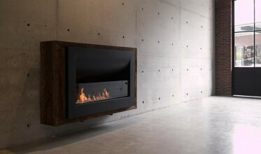 Max Brenner - Commercial Fireplace Ideas