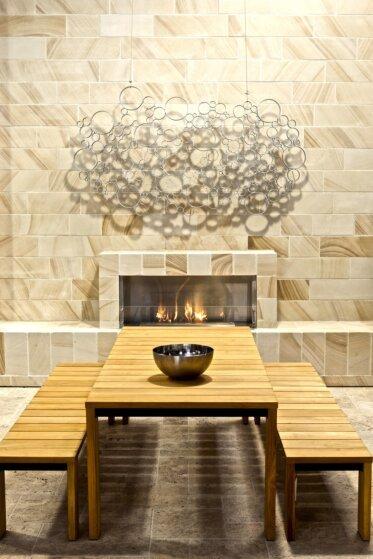 EcoOutdoor - Residential Fireplace Ideas