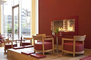 Vapiano, UK - Hospitality Fireplace Ideas