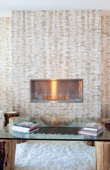 W Residence - Residential Fireplace Ideas