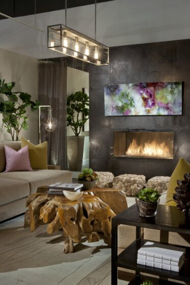 Dream House - Residential Fireplace Ideas