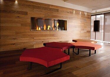 Korn Design Group - Commercial Fireplace Ideas