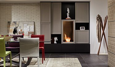 Cucinastyle Nagoya - Commercial Fireplace Ideas