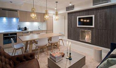 Niseko - Residential Fireplace Ideas
