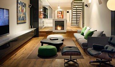 Albert Park - Residential Fireplace Ideas