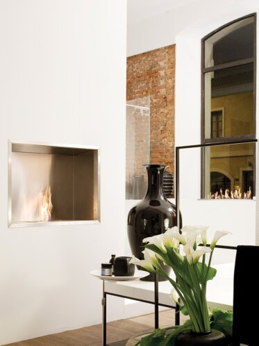 Fuorisalone - Residential Fireplace Ideas