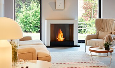 Commercial Space - Commercial Fireplace Ideas