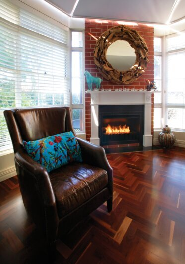 Private Residence - Residential Fireplace Ideas