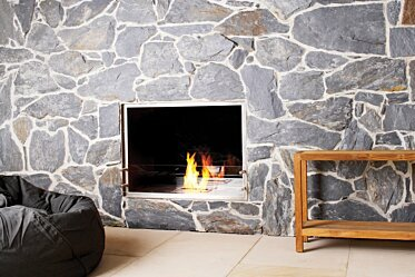 EcoOutdoor - Commercial Fireplace Ideas