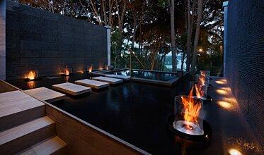 Hiramatsu Hotels & Resorts - Hospitality Fireplace Ideas