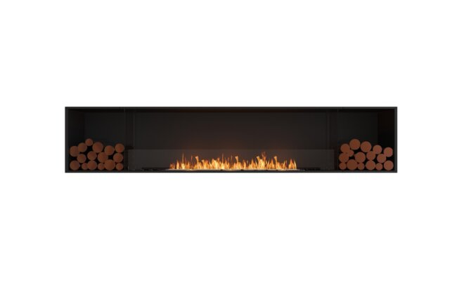 2 Decorative Boxes - Flex Fireplace Inserts by EcoSmart Fire