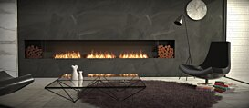 Flex 158SS.BX2 Single Sided - In-Situ Image by EcoSmart Fire