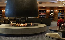 XL700 Ethanol Fireplace - In-Situ Image by EcoSmart Fire