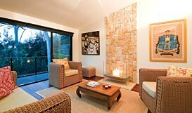 Igloo Ethanol Fireplace - In-Situ Image by EcoSmart Fire