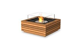 Base 30 Ethanol Fireplace - Studio Image by EcoSmart Fire