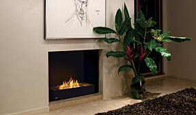 Private Residence - Grate 30 Fireplace Grate by EcoSmart Fire