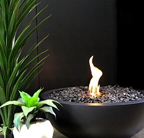 Commercial Space - Mix 850 Fire Pit by EcoSmart Fire