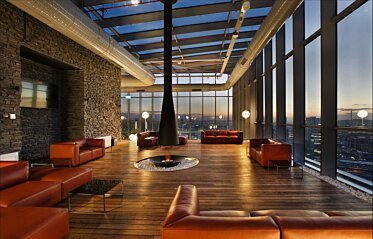 TFKB Skylounge - Hospitality Fireplaces