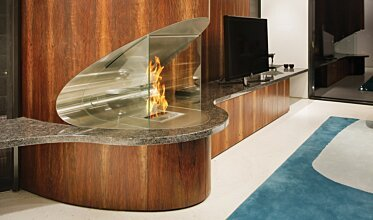 SAAJ Design - Ethanol Burners