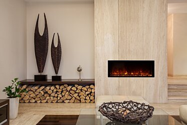 Private Residence - Residential Fireplaces