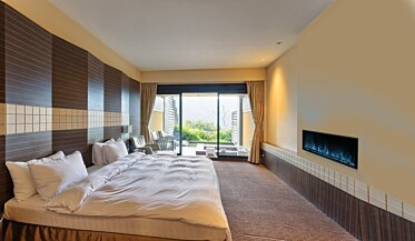 Hotel Room - Residential Fireplaces