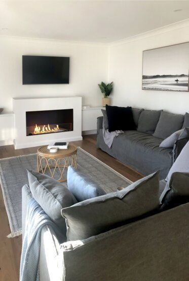 Private Residence - Fireplace Inserts