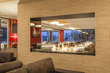 Black Salt Restaurant - Hospitality Fireplaces