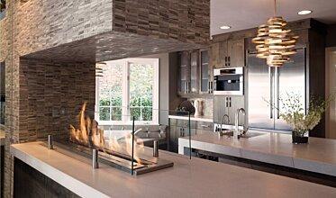 Notion Design - Kitchen Fireplaces