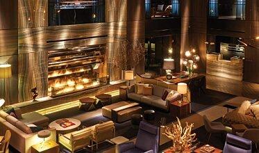 Paramount Hotel - Hospitality Fireplaces