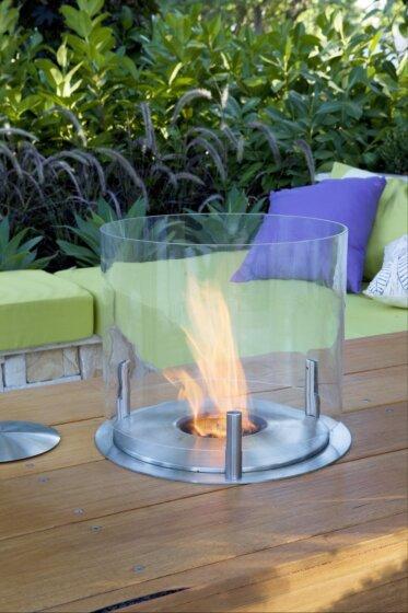 Melbourne International Flower and Garden Show - Outdoor Fireplace Ideas