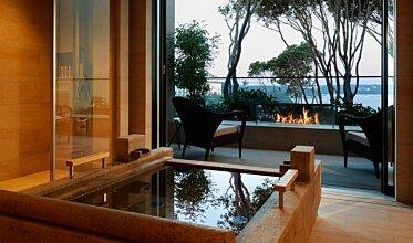 Hiramatsu Hotels & Resorts - Outdoor Fireplace Ideas