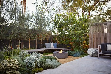 Stone Lotus Landscapes - Residential Fireplaces