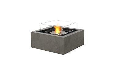 Base 30 Fire Table - Studio Image by EcoSmart Fire