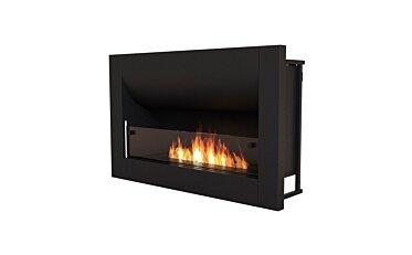 Firebox 920CV Curved Fireplace - Studio Image by EcoSmart Fire