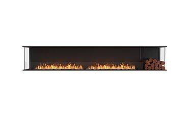 Flex 122BY.BXR Flex Fireplace - Studio Image by EcoSmart Fire