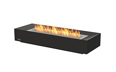 Grate 36 Fireplace Grate - Studio Image by EcoSmart Fire